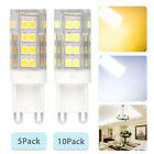 G9 40w Dimmable Halogen Led Corn Bulb Lamp 6000k 2835 40-smd Daylight Home Light