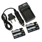 MaximalPower Battery or Charger for CANON BP-511 BP-511A EOS 20D 40D 50D 300D
