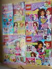 NEW GIRLS LEGO FRIEND MAGAZINE PK *NO LEGO* ACTIVITIES COMICS POSTERS. PICK PACK