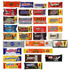 SNACK/FUN SIZE*  Pack CHOCOLATE BARS Candy Bag Exp. 1/19+ *Y