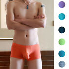 UK Mens Sexy Underwear Aircraft Pants Thongs Boxer Briefs Underpants Pouch NEW