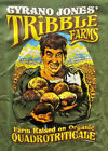 "Vintage Star Trek  ""Tribble Farms"" Parody Green T-Shirt   Your Choice of Size on eBay"