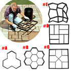 Внешний вид - Garden DIY Plastic Path Maker Model Concrete Stepping Stone Cement Mould Brick