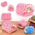 small animal bed caves warm cute nests for hamster guinea pig squirrel hedgeh ll