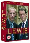 EPIC = LEWIS SERIES 2 COMPLETE star KEVIN WHATELY =  4 DVD SET = VGC