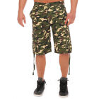 Finchman Cargo Finchshort Men's Bermuda Shorts Leisure Camouflage Shorts