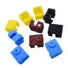 NEW Silicone Sock Heater Block Cover For E3D-V6 3D Printer Hotend Heater Protect