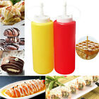 150/250/350ML Jam Painting Squeeze Bottles Cake Decorating Craft Frosting Sauce
