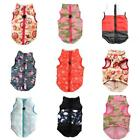 Cat Dog Pet Clothing Soft Padded Vest Harness Jacket Small Dog Puppy Cute Coat
