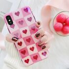 For iPhone XS X 8 7 Plus Case Slim Fit Cute Reflective Protective Phone Covers