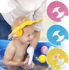 Adjustable Baby Kid Toddler Shampoo Bath Bathing Shower Cap Hat Wash Hair Shield