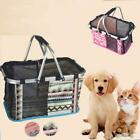 dog bag for small dogs Foldable Portable Outdoor Pet Dog Carrier Hand Basket Car