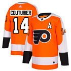 14 A Sean Couturier Jersey Philadelphia Flyers Home Adidas Authentic