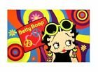 Betty Boop Psychedelic Area Rug or Door Mat - Two Sizes Available $20.99 AUD on eBay