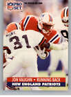 1991 Pro Set Football Cards Pick From List Includes Rookies and Inserts 801-950