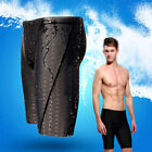 Внешний вид - Fina Approved Men Sharkskin Racing Training Swimming Trunk Jammer Swimwear L-3XL