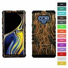 For Samsung Galaxy Note 9 Hunting Camo Hybrid Rugged Armor Protector Case Cover