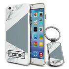 Personalised Hard Case & Matching Keyring For Mobiles - L07