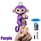 Finger Baby Monkey Electronic Interactive Kids Cute Pet Finger Gift Christmas