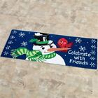 """Celebrate with Friends Rug Runner Navy 1'10"""" x 4'6"""""""
