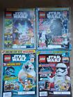 NEW LEGO STAR WARS MAGAZINE PK *NO LEGO* ACTIVITIES COMICS POSTERS. PICK PACK