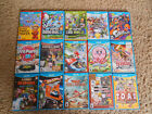 Nintendo Wii U Games! You Choose from Large Selection! Many Titles! Mario Zelda
