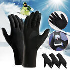 Внешний вид - Winter Thermal Warm Full Finger Waterproof Gloves Cycling Anti-Skid Touch Screen
