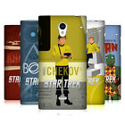 OFFICIAL STAR TREK EMBOSSED ICONIC CHARACTERS TOS BACK CASE FOR SHARP PHONES on eBay