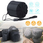 1/2/3pcs Silicone Universal Lens Cap Fits 60-110mm DSLR Lenses Scratch Proof Cap