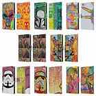 OFFICIAL DEAN RUSSO POP CULTURE LEATHER BOOK WALLET CASE FOR HUAWEI PHONES 2