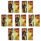 PREACHER DOUBLE EXPOSURE LEATHER BOOK WALLET CASE COVER FOR APPLE iPHONE PHONES