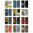 STAR TREK ICONIC CHARACTERS TOS LEATHER BOOK CASE FOR APPLE iPHONE PHONES on eBay