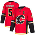 5 C Mark Giordano Jersey Calgary Flames Home Adidas Authentic
