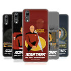 OFFICIAL STAR TREK ICONIC CHARACTERS TNG GEL CASE FOR HUAWEI PHONES on eBay