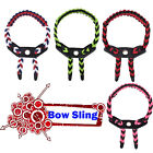 Bow Wrist Sling Adjustable Rope Archery Compound Bow Shooting Tools