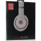 Beats by Dr Dre Studio Wired 2.0 Over-Ear Headphone Headband White - Red