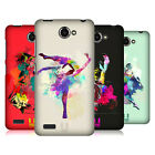 HEAD CASE DESIGNS DANCE SPLASH BACK CASE FOR LENOVO PHONES