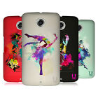 HEAD CASE DESIGNS DANCE SPLASH BACK CASE FOR MOTOROLA PHONES 2
