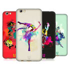 HEAD CASE DESIGNS DANCE SPLASH GEL CASE FOR OPPO PHONES
