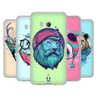 HEAD CASE DESIGNS FAUNA HIPSTERS SOFT GEL CASE FOR HTC PHONES 1