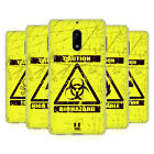 HEAD CASE DESIGNS HAZARD SYMBOLS SOFT GEL CASE FOR NOKIA PHONES 1