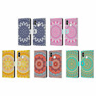 HEAD CASE DESIGNS MANDALA LEATHER BOOK WALLET CASE COVER FOR XIAOMI PHONES