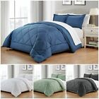 Chezmoi Collection 3-Piece Super Soft Down Alternative Comforter Set - 4 Colors image