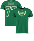 NHL Washington Capitals #77 Oshie St Patrick's Day Hockey Shirt New Mens Sizes $12.0 USD on eBay