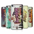 HEAD CASE DESIGNS BEST OF PLACES VINTAGE POSTCARDS CASE FOR APPLE iPOD TOUCH MP3