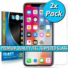 Clear Genuine Screen Protector - iPhon 6+ 6 6s 7 8 Plus 5s 5 SE 5c XR Xs Max
