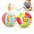 Baby Toys For Children Animal Ball Soft Plush Toys With Sound Baby Rattles Infan