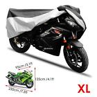 XXXL Motorcycle Cover Rain Dust UV Waterproof Protector Outdoor For BMW 3 Sizes
