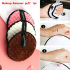 Microfiber Cleansing Cloth Pads Plush puff Face Cleaner Makeup Remover Towel