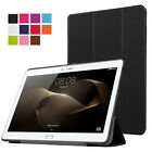 """Leather Thin Smart Folding Stand Case Cover For Huawei MediaPad T2 M2 8"""" 10"""" 7"""""""